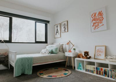 Chifley house kids bedroom