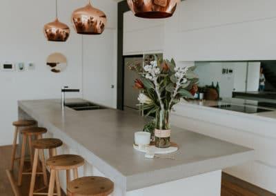 Chifley house kitchen