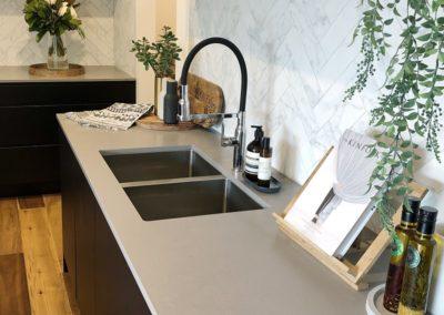 Torrens residence - kitchen