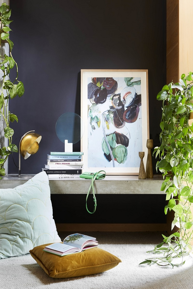 Interior styling with the team at Green House Interiors