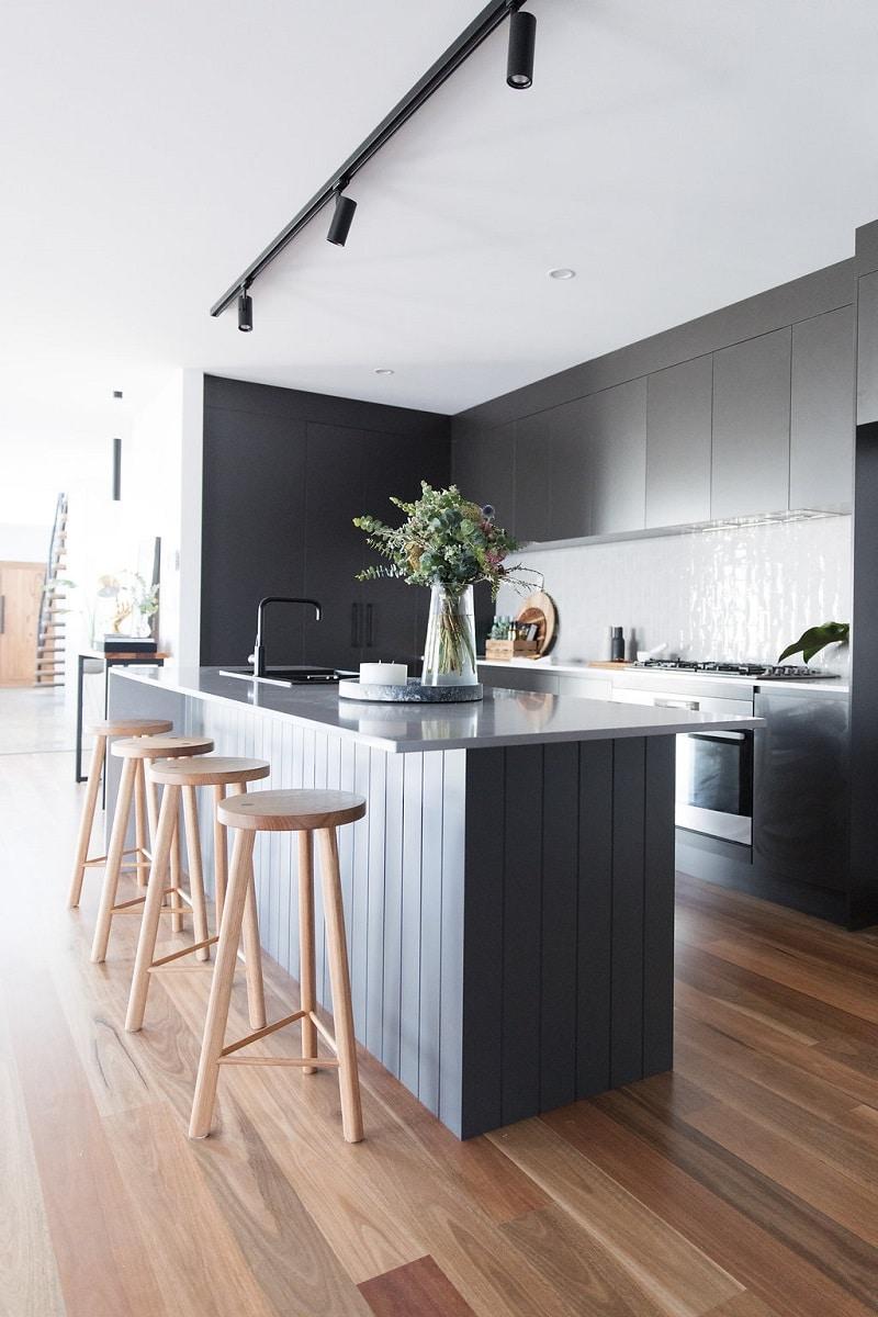 Interior design by Studio Black Interiors, Moncrieff house, Canberra, Australia.
