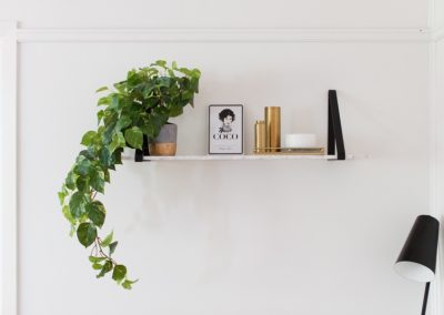O'Conner house - marble shelf