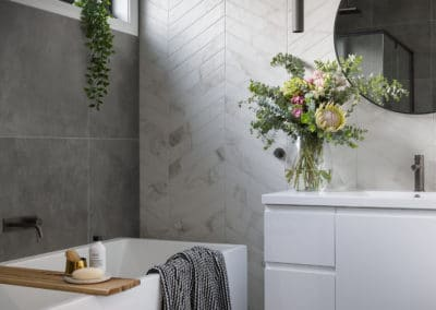 Casey residence - Bathroom