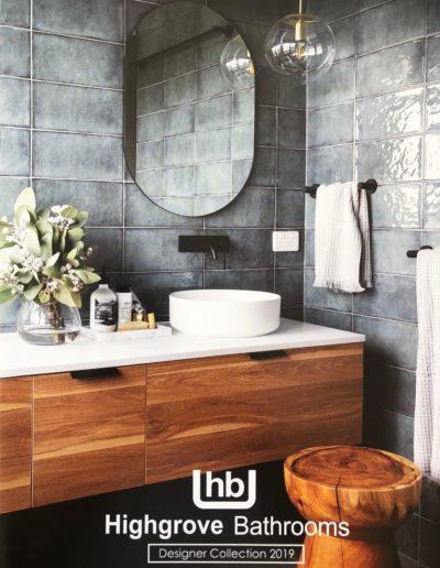 Featured in Highgrove Bathroom Designer Collection 2019