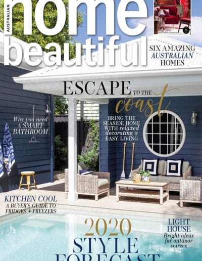 Australian Home Beautiful Magazine November 2019