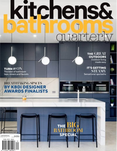Kitchen and Bathroom Quarterly Magazine
