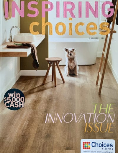 The Inspiration Issue - Choices Flooring