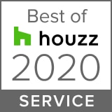 Best of Houzz 2020 for Customer Service