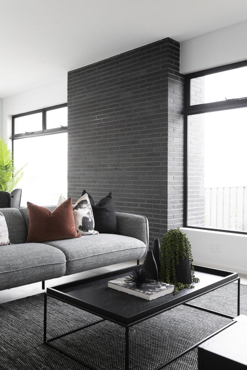 Interior design and styling by Studio Black Interiors, Redhill Development Canberra, Australia.