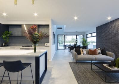 Interior design and styling by Studio Black Interiors, Redhill Development, Canberra, Australia.