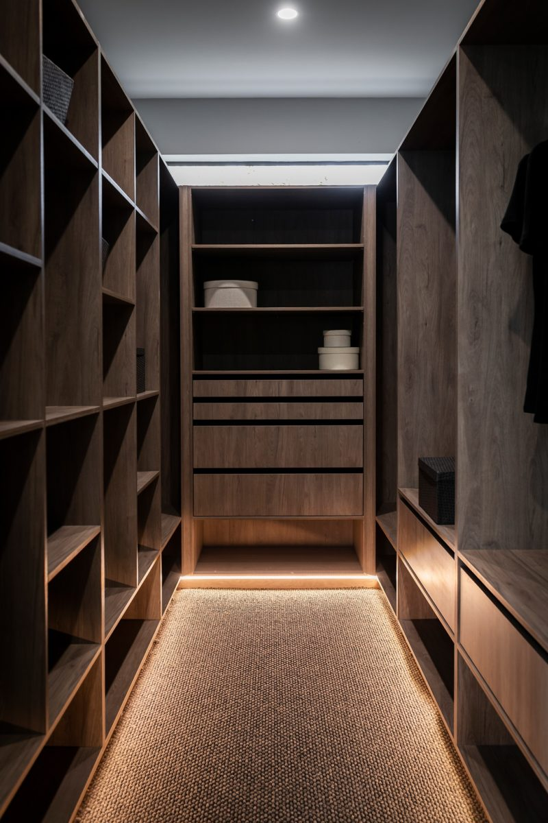 Interior design and styling by Studio Black Interiors, Deakin Residence, Canberra, Australia.