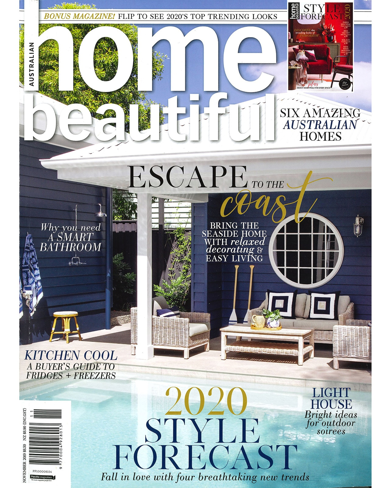 Studio Black Interiors featured in Home Beautiful Magazine.