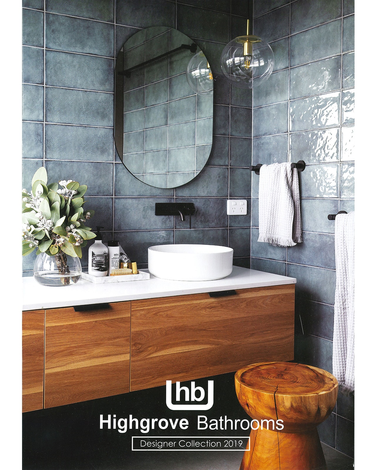 Studio Black Interiors featured in Highgrove Bathrooms Magazine.