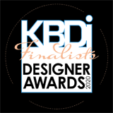 Finalist - Kitchen and Bathroom Designer Awards