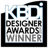 Kitchen and Bathroom Designer Award winner 2019