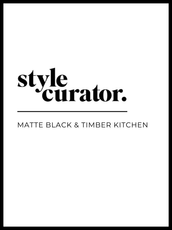 Studio Black Interiors featured in Style Curator