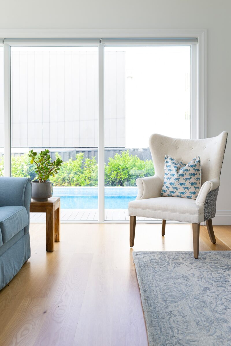 Hampton Style Home. Interior design by Studio Black Interiors, Yarralumla Residence Canberra, Australia.