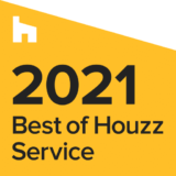2021 Best of Houzz Customer Service