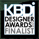 Kitchens and Bathroom Design Award Finalist 2021